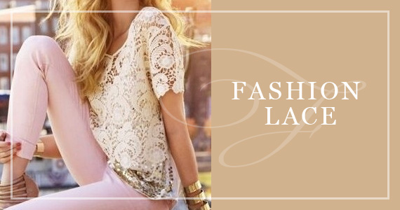Best fashion lace for sale