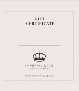 Gift certificate - 25 Eur