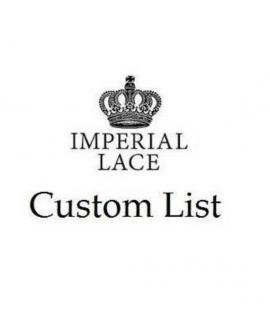 Custom list for Diane