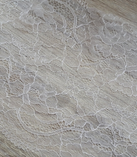 Light Pink Lace Trim