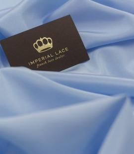 Blue Brunello lining fabric