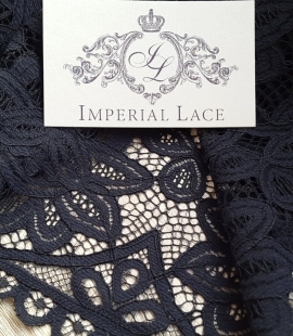 Black Lace Trim