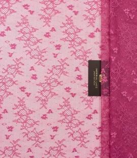 Raspberry pink elasti...