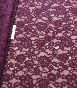 Lilac lase fabric