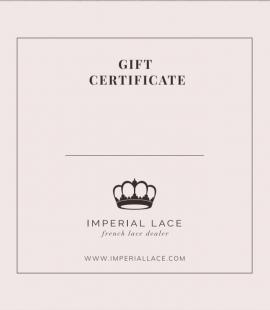 Gift certificate - 30 Eur