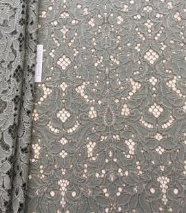 Khaki lace
