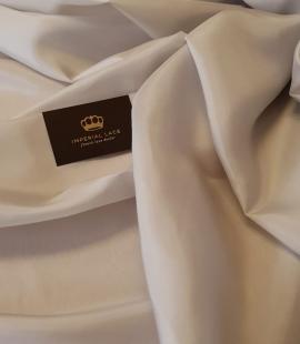 Greyish beige 100% silk lining fabric