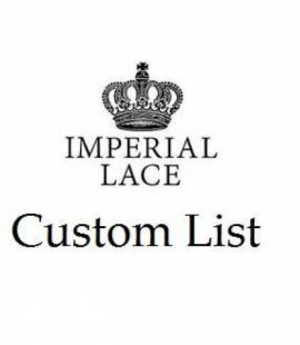 Custom list for Dimitra