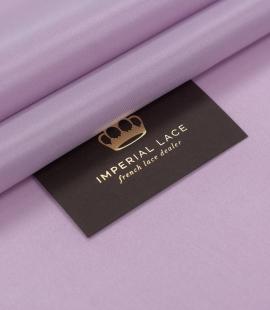 Lilac Brunelli viscose with elastane lining fabric