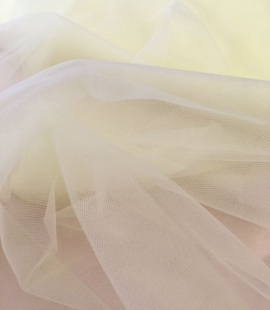 Citrus yellow tulle fabric
