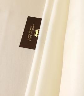 Cream color silk lining fabric