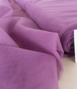 Old purple tulle fabric