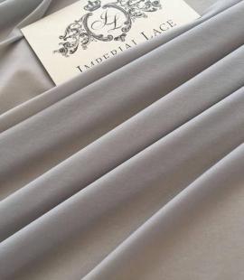 Gray lycra fabric