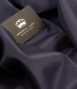 Dark purple Brunello lining fabric
