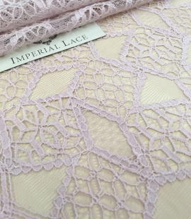 Light purple Lace trim