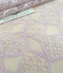 Light purple Lace trim