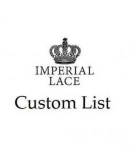 Custom list for Sandra