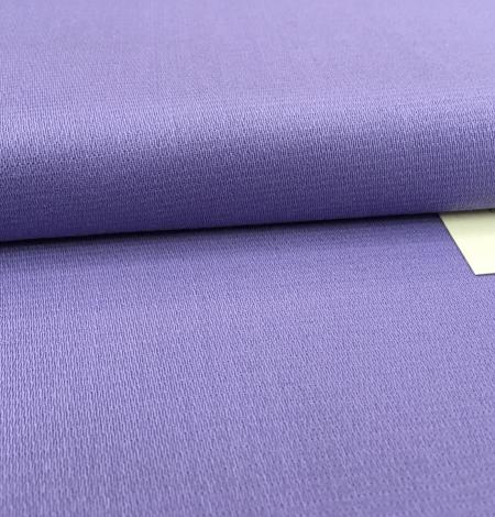 Lilac wool fabric. Photo 6