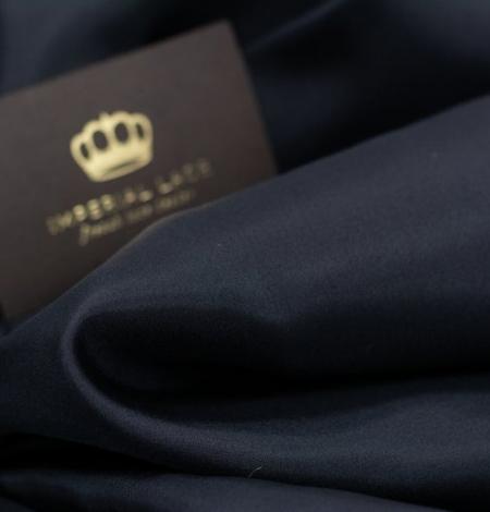 Black silk lining fabric . Photo 5