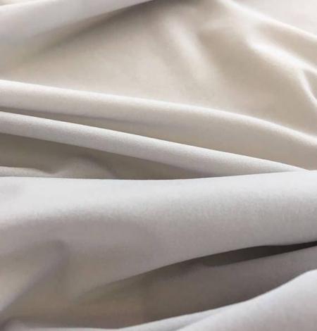 Gray lycra fabric. Photo 3