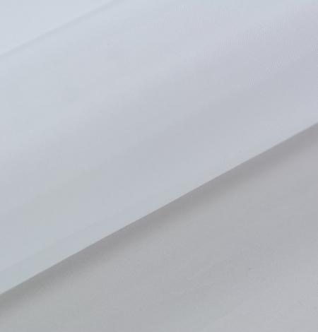 White crinoline fabric . Photo 3