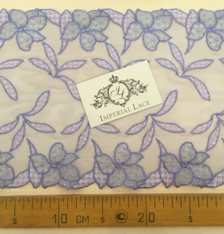 Purple Lace Trim. Photo 4