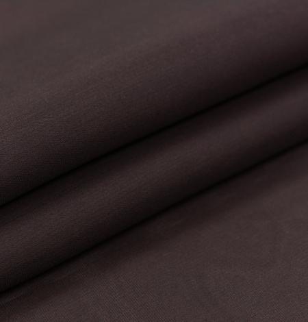 Brown gazar fabric . Photo 2