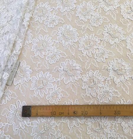 White Lace fabric. Photo 6