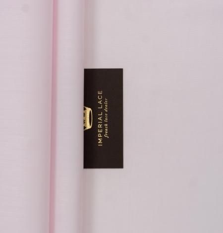 Light pink cotton fabric. Photo 2