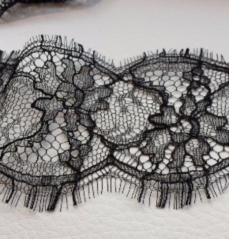 Solstiss black Lace trim. Photo 3