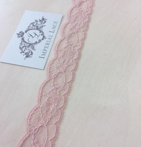 Powder lace trim . Photo 5