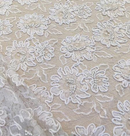White Lace fabric. Photo 4