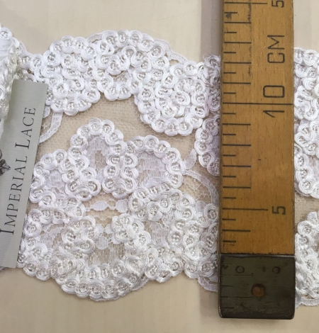Ivory Lace Trim. Photo 5
