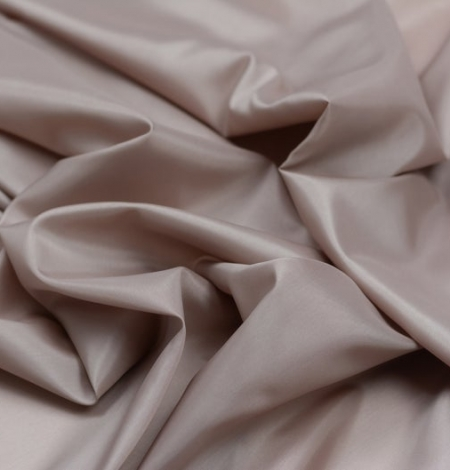 Wafting grey with beige shade lining fabric. Photo 2