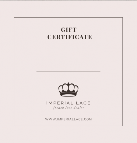 Gift certificate - 50 Eur. Photo 1