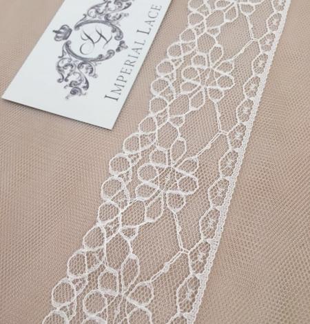 Ecru lace Trimming. Photo 2