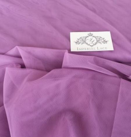Old purple tulle fabric. Photo 3