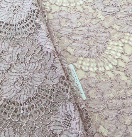 Old rose lace . Photo 2