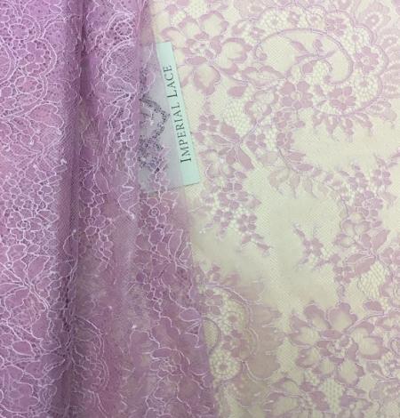 Violet lace trim. Photo 1