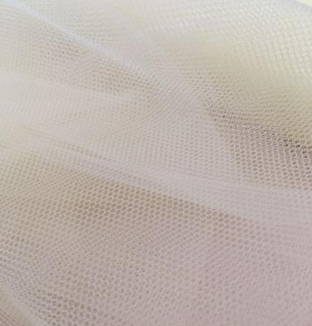 Citrus yellow tulle fabric. Photo 2