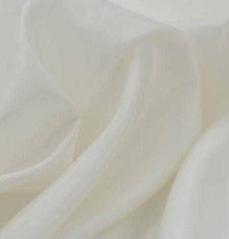 Ivory silk lining fabric . Photo 3