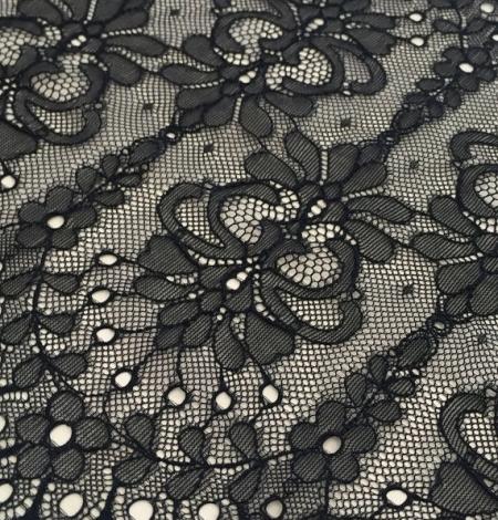 Black lace trim. Photo 2