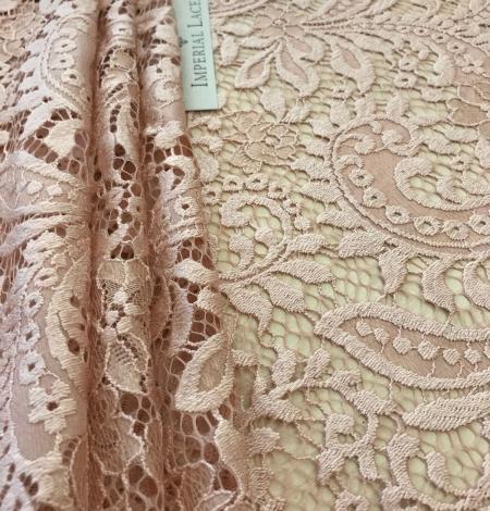 Powder lace fabric. Photo 1