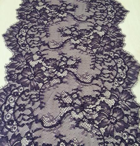 Purple soft lace trimming. Photo 1