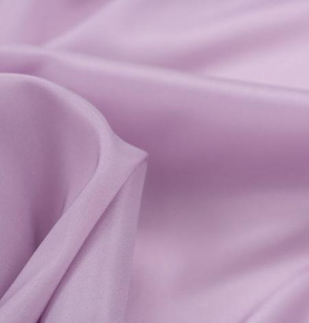 Lilac Brunelli viscose with elastane lining fabric . Photo 6