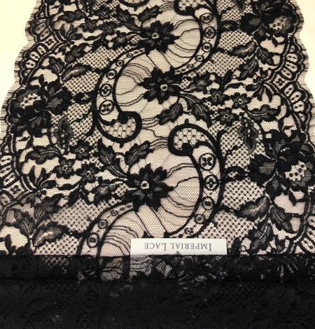 Black Solstiss lace trim. Photo 7