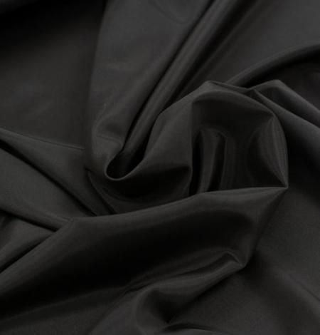 Dark brown Brunelli viscose with elastane lining fabric. Photo 3