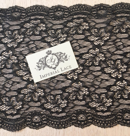 Black lace trimming. Photo 7
