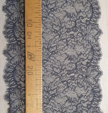 Dark grey lace trimming. Photo 5