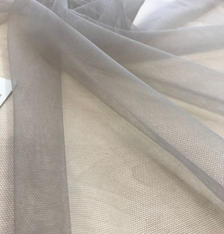 Pistachio tulle fabric. Photo 2